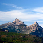 Jesenná krajina - Turistické potulky po Južnom Rakúsku