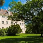 Laxenburg zámok v Rakúsku