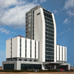 Pannonia Tower Hotel, Parndorf, Rakúsko