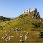 Keltský kôň na Spiši