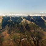 Hrebeň Vysokých Tatier