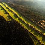 Východ slnka pod Tatrami