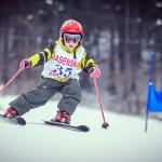 Lyžiarske preteky v Jasenskej doline