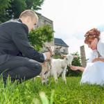 Majka a Michal svadba v Trenčíne