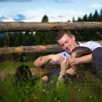 Zdenka a Peťo rande V Zuberci