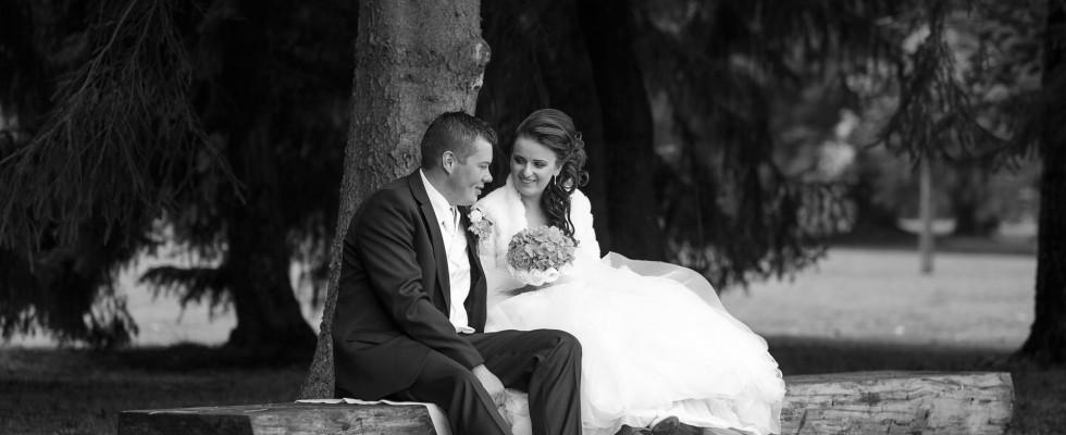 Svadba na Orave Zdenka a Peťo