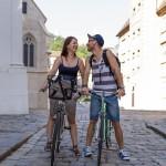 Rande v Bratislave na bicykli D&P