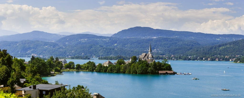 Wörthersee, Rakúsko