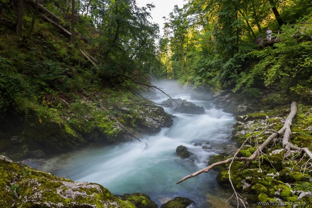 Vintgar, Slovinsko