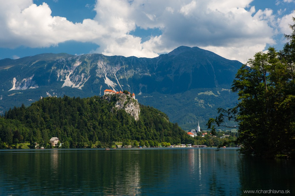 Blejski hrad, Slovinsko
