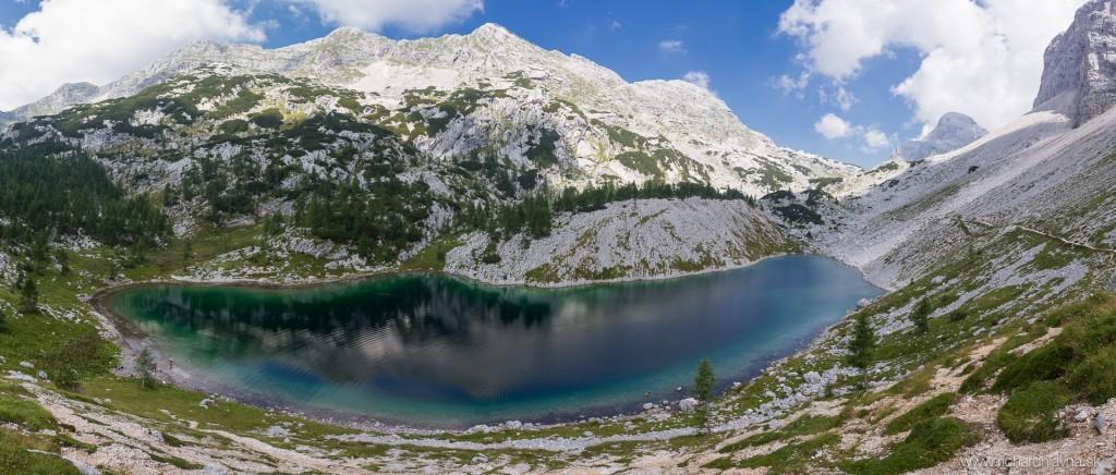 Veľké triglavské jazero, Slovinsko