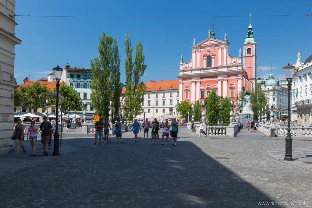 Ľubľana, Slovinsko