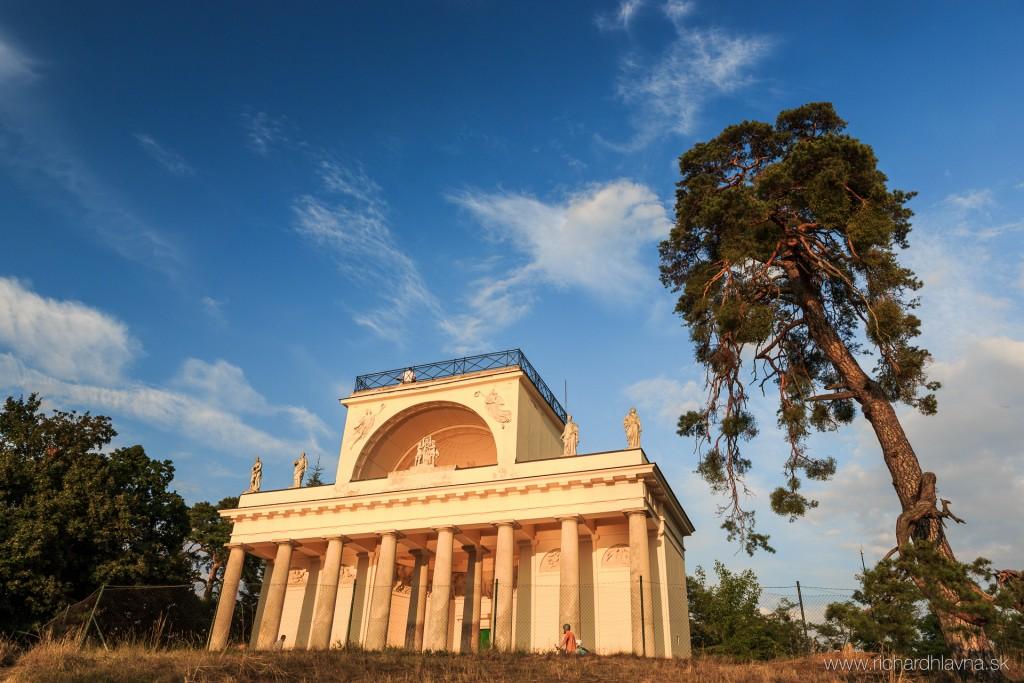 Apolónov chrám, Lednice, Lednicko-valtický areál, Česká republika