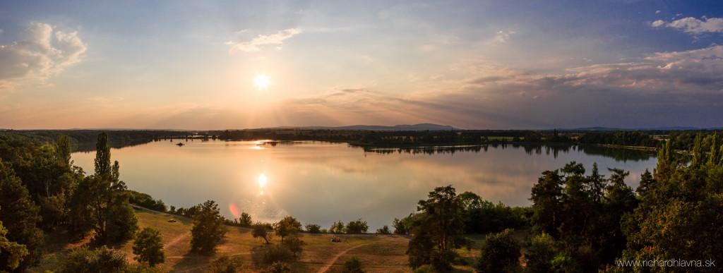 Mlýnsky rybník, Lednice, Lednicko-valtický areál, Česká republika