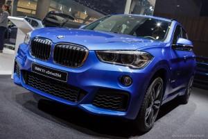 BMW X1, Autosalón Frankfurt IAA 2015