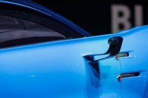 Bugatti Vision Grand Turismo, Autosalón Frankfurt IAA 2015