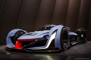 Hyundai Vision Gran Turismo, Autosalón Frankfurt IAA 2015