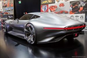 Mercedes-AMG Vision Gran Turismo, Autosalón Frankfurt IAA 2015