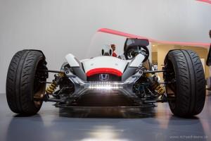 Honda Project 2&4 concept, Autosalón Frankfurt IAA 2015