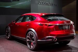 Mazda Koeru, Autosalón Frankfurt IAA 2015