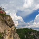 Turisti na Súľovských skalách