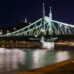 Most slobody Budapešť