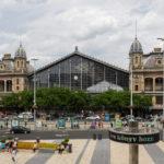 Budapešť-Nyugati vlaková stanica