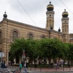 Synagóga Budapešť ulica Dohány