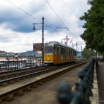 Nábrežie v Budapešti