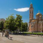 Pravoslávny kostol Banja Luka