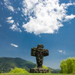 Kláštor na ostrove Ščit