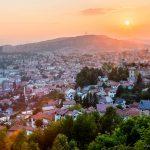 Sarajevo z bielej pevnosti
