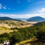 Planina nad Baračko jazerom