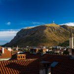 Ráno v Mostare