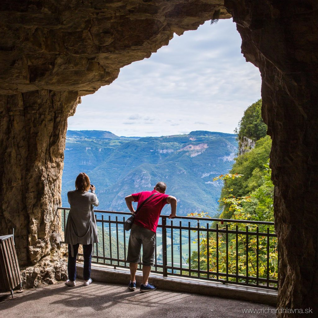 Výhľad od Madonna Della Corona