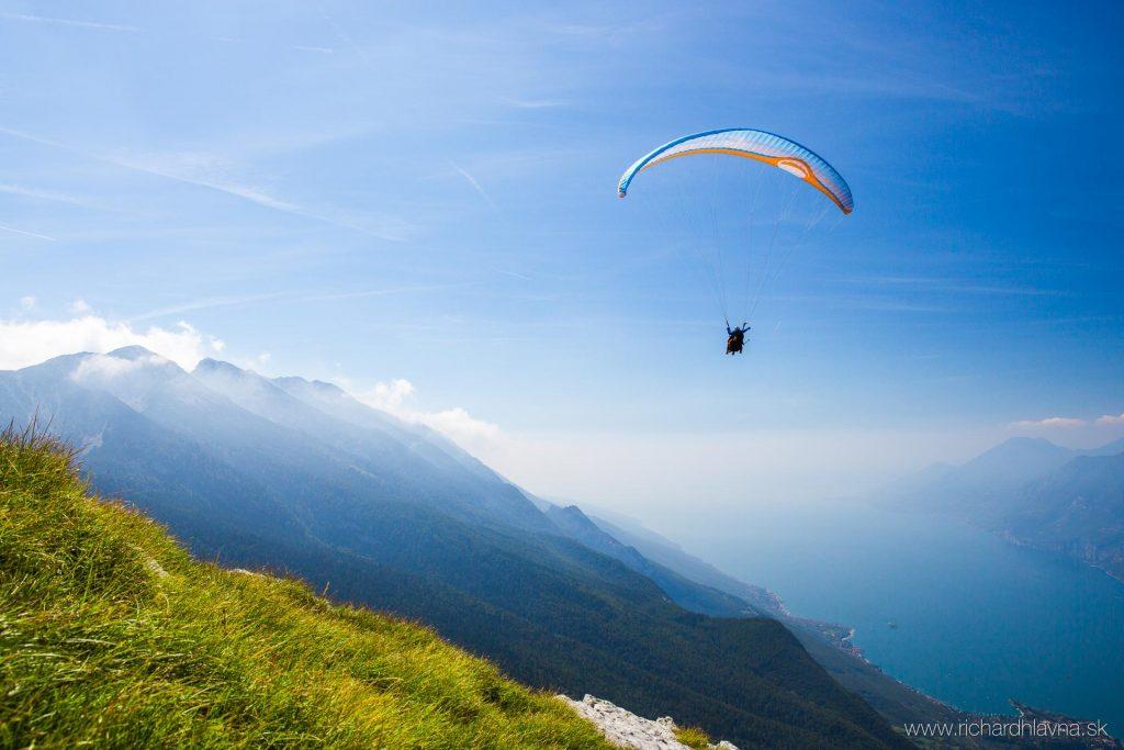 Paraglajd na Monte Baldo