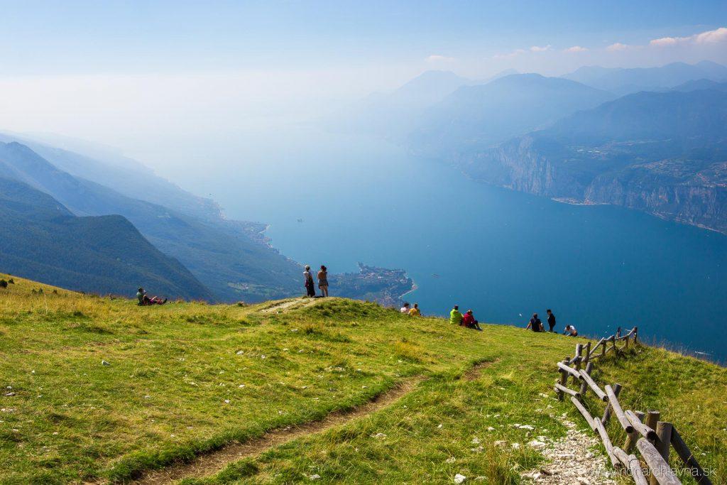 Výhľad na Lago di Garda